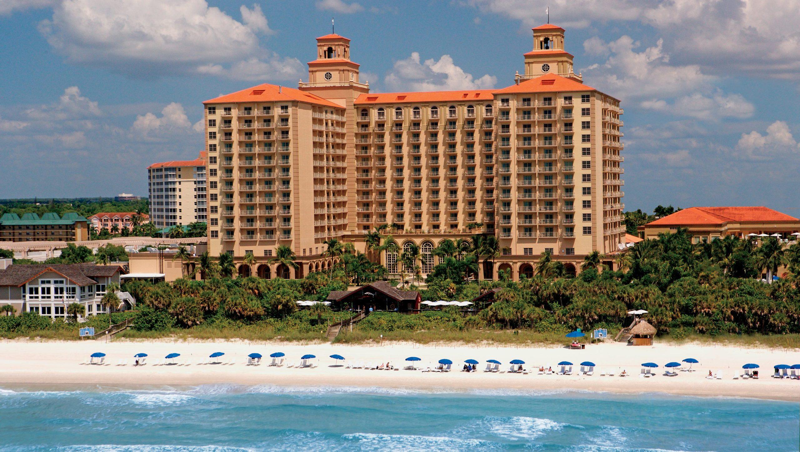 Ritz Carlton Beach House, Naples, FL